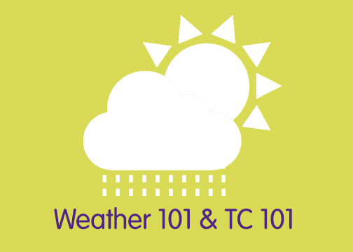 Weather 101 & TC 101